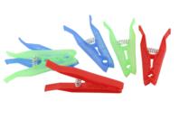 Pinces à linge plastique