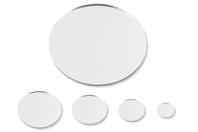 Miroirs adhésifs ronds - 8 pièces - Miroirs - 10doigts.fr
