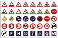 Gommettes Code de la route - Gommettes fantaisie - 10doigts.fr