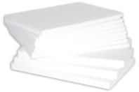 Plaques en polystyrène 20 x 30 cm - Plaques et panneaux - 10doigts.fr
