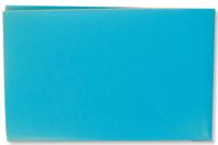 Set de 10 feuilles de papier carbone bleu - Papier carbone, papier buvard - 10doigts.fr