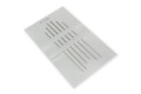 Aiguilles pour tisser les perles - 6 pièces - Aiguilles et Tissage - 10doigts.fr