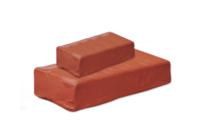 Argile rouge 100% naturelle - Argile - 10doigts.fr