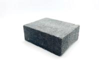 Éponge à poncer abrasive - grain moyen - Outillage - 10doigts.fr