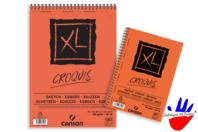 Bloc Papier Croquis et esquisse Canson XL - Blocs et carnets - 10doigts.fr
