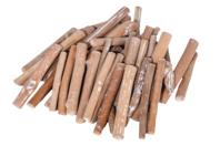 Branches en bois flotté 8 cm - 250 grammes - Bois - 10doigts.fr
