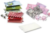 Boîtes à cadeau en carte blanche - Baptêmes, mariages - 10doigts.fr