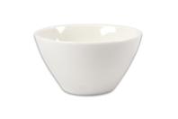 Bols à céréales en porcelaine blanche - Lot de 6 - Supports en Céramique et Porcelaine - 10doigts.fr