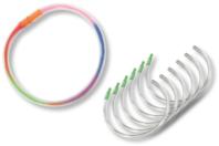 Bracelets tube à remplir- Lot de 6 - Bracelets - 10doigts.fr