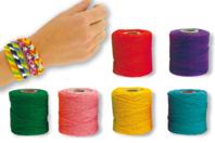 Fils pour bracelets brésiliens - Couleurs au choix - Bracelets Brésiliens - 10doigts.fr