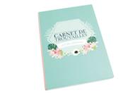 Carnet à couverture rigide lignés - Albums photos, carnets - 10doigts.fr