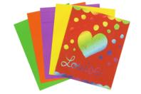 Cartes à gratter colorées - Méga pack de 100 cartes - Cartes à gratter - 10doigts.fr