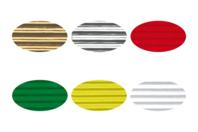 Carton ondulé  couleurs de fêtes - 50 x 70 cm - Papiers de Fêtes - 10doigts.fr