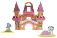 Coffret Château de princesse - Construction et Plastique magique - Jeu d'assemblage - 10doigts.fr