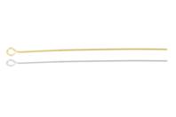 Clous à tête ronde pour bijoux - Lot de 50 - Clous pour bijoux - 10doigts.fr