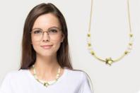 Kit collier star à fabriquer - Kits bijoux - 10doigts.fr