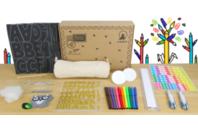Box créative Créabul - Septembre 2020 - Box créatives - 10doigts.fr
