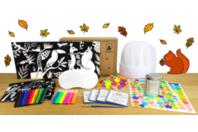 Box créative Créabul - Novembre 2020 - Box créatives - 10doigts.fr