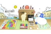 Box créative Créabul - Août 2019 - Box créatives - 10doigts.fr