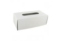 Couvre-boite à mouchoirs en carton fort - Boîtes - 10doigts.fr