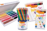Crayons de couleur JOVI - Crayons de couleurs - 10doigts.fr