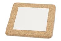 Dessous de plat en liège et porcelaine - Supports en Céramique et Porcelaine - 10doigts.fr