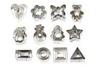 Emporte-pièces métal - Motifs au choix - Emporte-pièces - 10doigts.fr