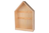 Etagère Maison à clefs en bois - Armoires et étagères - 10doigts.fr