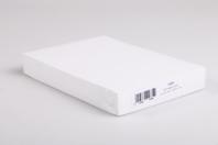 Papier dessin blanc - Format A4 ( 21 x 29.7 cm ) - Carterie - 10doigts.fr
