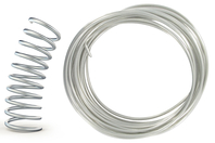 Fil à modeler épais en aluminium- Ø 3,2 mm - Fils aluminium - 10doigts.fr