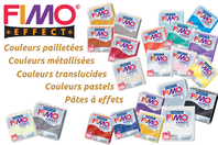 Fimo Effect à l'unité - Couleurs au choix - Fimo Effect - 10doigts.fr