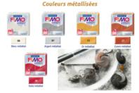 FIMO Effect à l'unité - Couleurs métalliques au choix - Fimo Effect - 10doigts.fr