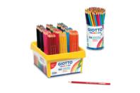 Crayons de couleur GIOTTO colors 3.0 - Crayons de couleurs - 10doigts.fr