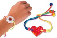 Bracelets gourmettes - Kit pour 30 bracelets - Kit bijoux prêt à l'emploi - 10doigts.fr