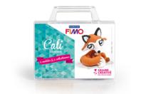 Kit à modeler Fimo - Cali le renard - Fimo Soft - 10doigts.fr