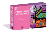Coffret Château hanté - Poster et Gommettes - Coffrets Cadeaux - 10doigts.fr