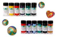 Peinture effet Marbling - Peinture Marbling - 10doigts.fr