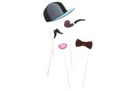 Photobooth : 25 accessoires pour faire des photos - Mardi gras, carnaval - 10doigts.fr
