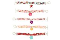 """Kits 18 bracelets """"Liberty"""" - Kits créatifs prêt à l'emploi - 10doigts.fr"""