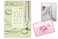 Livre : 100 Bracelets brésiliens - Livres Bijoux - 10doigts.fr