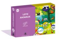 Coffret Jeu Loto et gommettes - Coffret Jeux à créer - 10doigts.fr