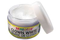 Maquillage blanc de clown - Maquillage - 10doigts.fr