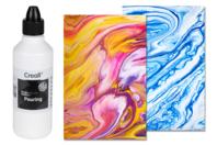 Médium de lissage - Pouring medium 500 ml - Peinture Marbling - 10doigts.fr