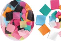 Papier de soie en Meli-Melo - Set de 5000 carrés - Papier de soie - 10doigts.fr