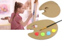 La petite palette d'artiste enfant - Palettes et rangements - 10doigts.fr