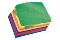 Papiers de soie carré - 1000 feuilles - Papiers de soie - 10doigts.fr