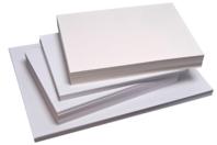 Papier blanc pour dessin et peinture - Carte légère ou forte - 10doigts.fr