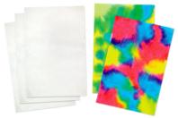 Feuilles de papier diffuseur - Lot de 50 - Nouveautés - 10doigts.fr