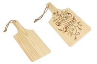 Planche à découper avec poignée - Cuisine et vaisselle - 10doigts.fr