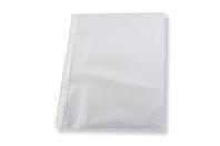 Pochettes doubles en plastique transparent -100 pochettes - Plastification, films, feuilles PVC - 10doigts.fr